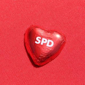 SPD Herz