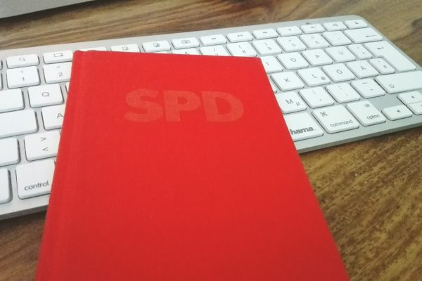 SPD-Mitglied