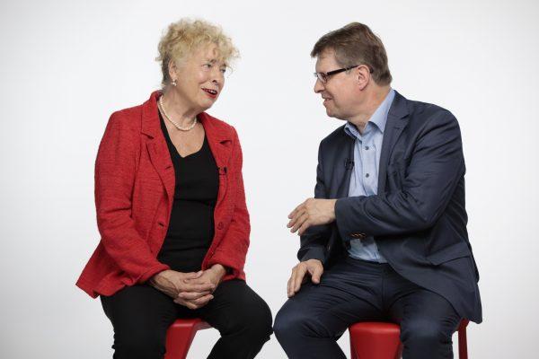 SPD Vertrauen